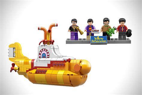 lego city yellow boat lego submarine set bing images