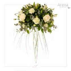 acrylic column shape vase flower display acrylic column