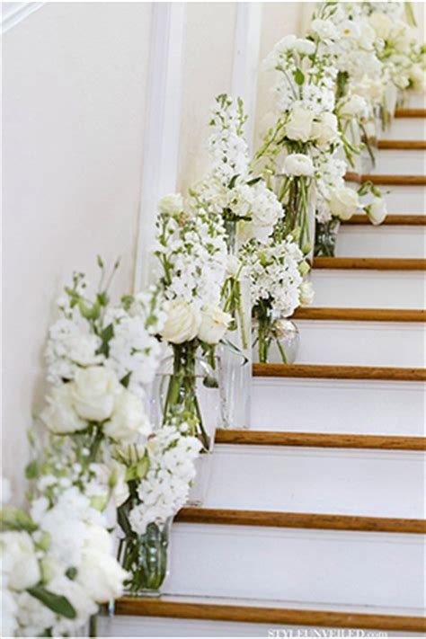 decorations for stairs wedding decorations 10 most beautiful staircases