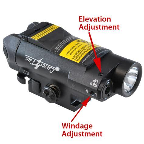 pistol laser light combo lasertac cl7 g compact green laser sight tactical light