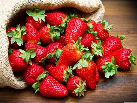 strawberry wallpaper     stmednet