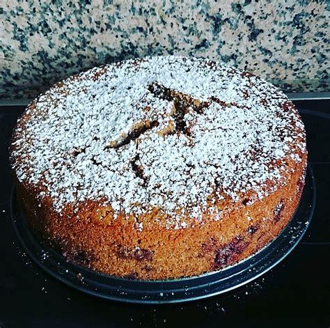 Haferflocken Heidelbeer Kuchen Rezept Mit Bild