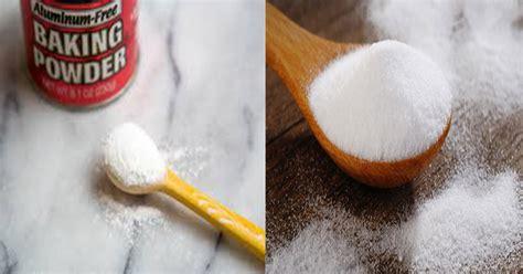 membuat bakso dengan baking powder sering keliru baking soda dengan baking powder yuk kenali