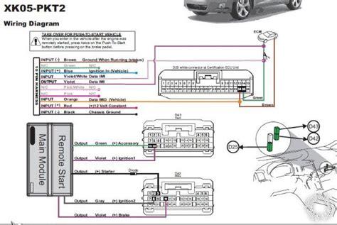 2009 toyota venza w smart key wiring