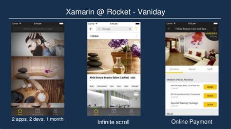 xamarin chat layout xamarin rocket tech summit 2015