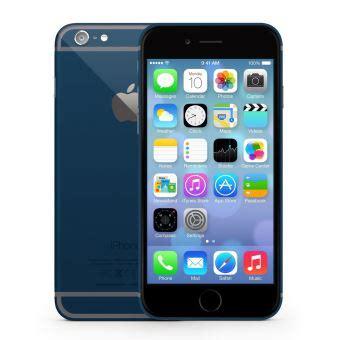 apple iphone remade 6 16 go 4 7 bleu c 233 leste reconditionn 233 a smartphone achat prix fnac