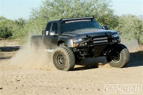 2000 Chevy 1500 Desert Silverado Off Road Magazine