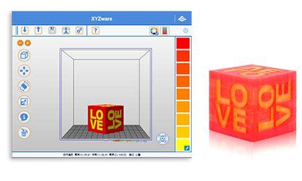 Davinci Jr20 Mix 3d Printer xyzprinting da vinci jr 2 0 mix 3d printer 3f2jwxau00c techbuy australia