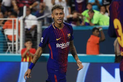 Barcelona Info | fc barcelona news 3 august 2017 la liga reject neymar