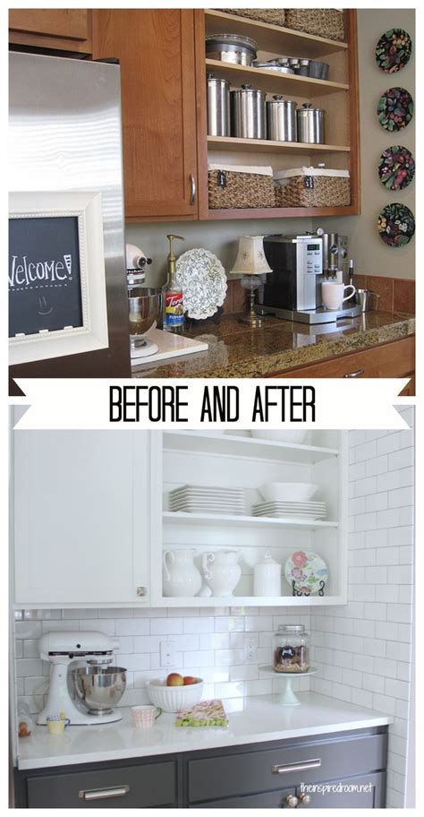 diy kitchen facelift best 25 facelift before and after ideas on pinterest