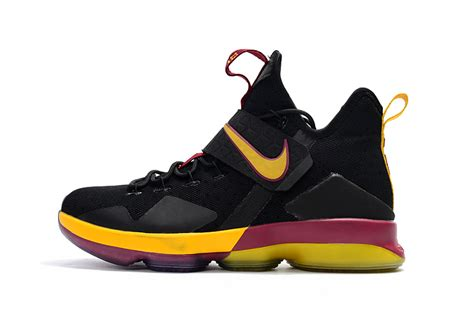 Sepatu Basket Lebron 14 Cavs Alternate 2017 nike lebron 14 cavs alternate playoffs pe men s shoes for sale new jordans 2017