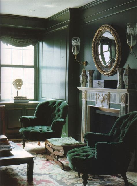 green living room chair 1000 ideas about dark green walls on pinterest green