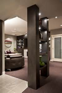Kitchen Countertops Calgary - load bearing columns kitchen with bookcase columns cream family beeyoutifullife com