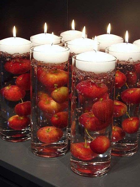 Cheap Glass Vases For Wedding Centerpieces 25 Apple Inspired Fall Wedding Ideas That Wedding Blog