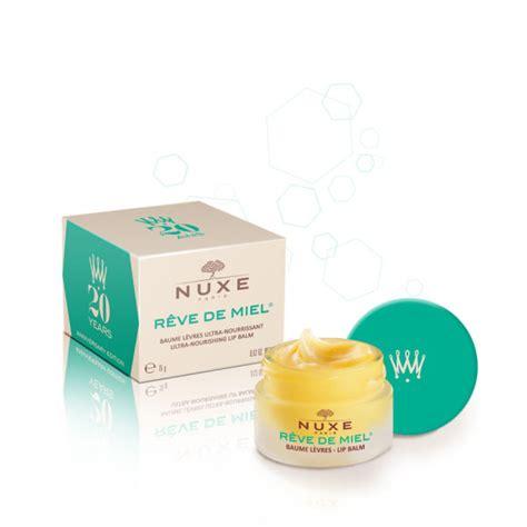 Nuxe Lip Balm nuxe reve de miel lip balm 20th anniversary green 15ml