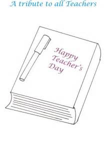teacher s day coloring pages coloring kids