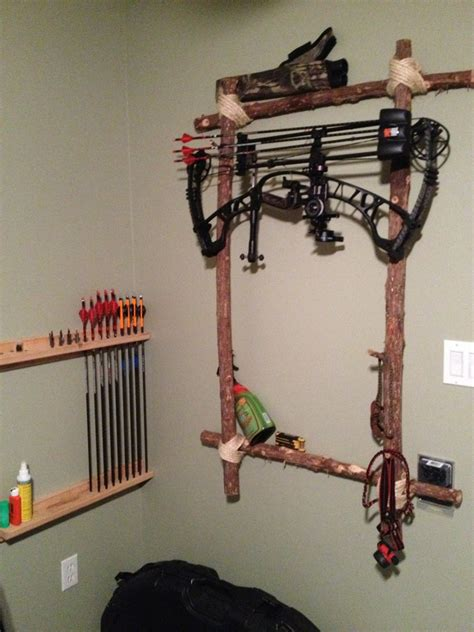 Archery Rack by How To Make A Archery Rack Plans Free