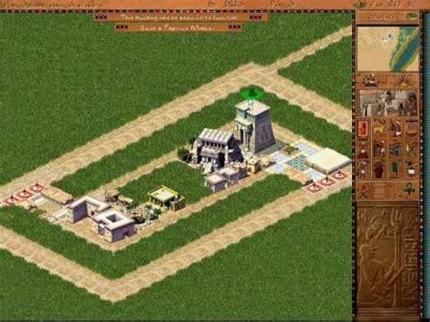 Pharaoh Game Layout Tips   pharaoh housing tutorial youtube