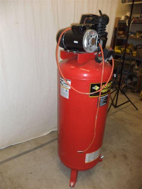 husky 3 2hp air compressor 11 8 40 psi scfm at wohl associates