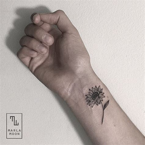 sunflower tattoos for men ideas and inspiration for guys