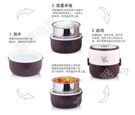 Rice Cooker Kecil Kirin jual rice cooker travelling piknik polos mini rantang