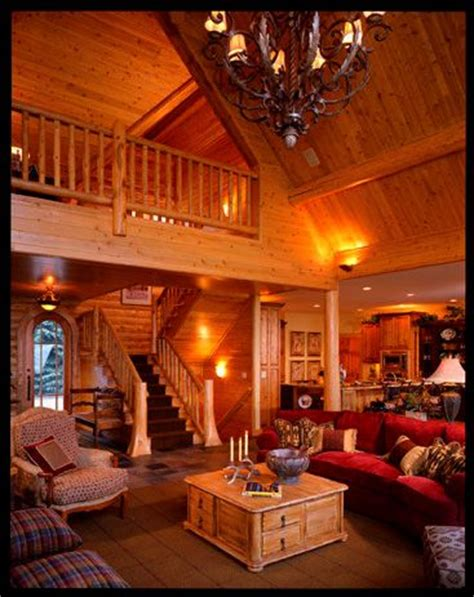 Luxury Cottage Interiors by 25 Best Ideas About Cedar Homes On Log Homes