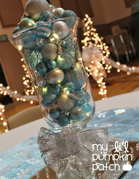 diy glass vase decorations diy wedding decor no flower centerpiece baubles lights and large vases effective