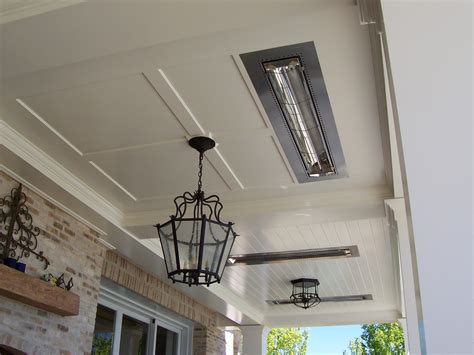 Ceiling Heaters Outdoor by Infratech Comfort Heaters Outdoorpatioheat