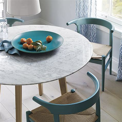 small marble dining table hahn collection 6 genuine marble top dining table