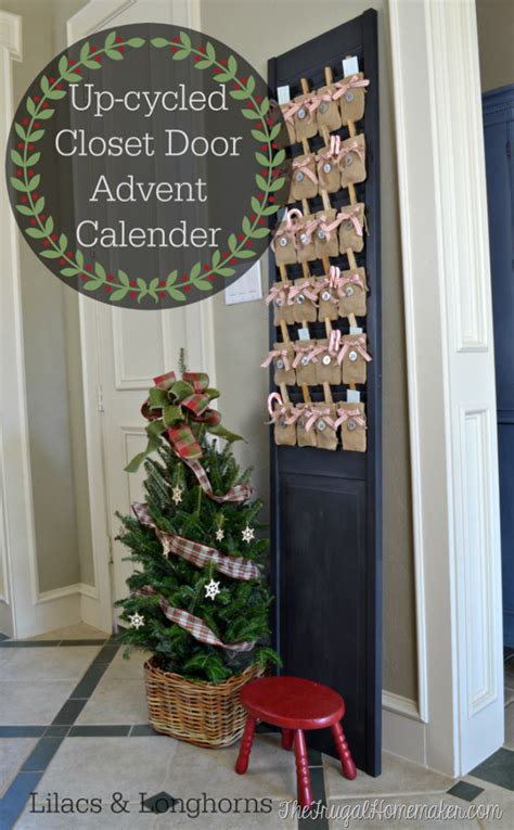 Door Calendar Diy Advent Calendar Ideas Countdown
