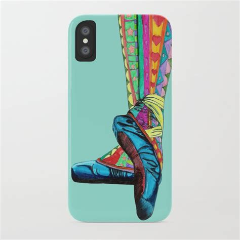 happy ballet ii iphone by heavenseven society6