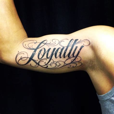 tattoo ideas to honor family 20 beautiful loyalty tattoo designs courage honor