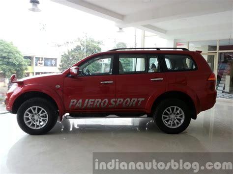 mitsubishi india 2014 pajero launch autos post