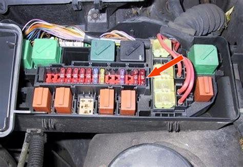 ford ka bonnet diagram ford ka fuse box bonnet 29 wiring diagram images