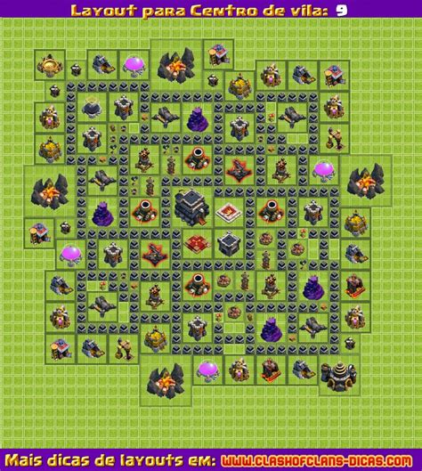 layout cv nivel 2 layouts para clash of clans cv 9 atualiza 231 227 o 4