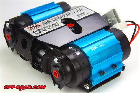 review arb air compressor road