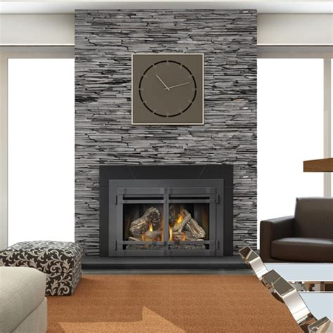 fireplaceinsert napoleon xir4 gas insert infrared series