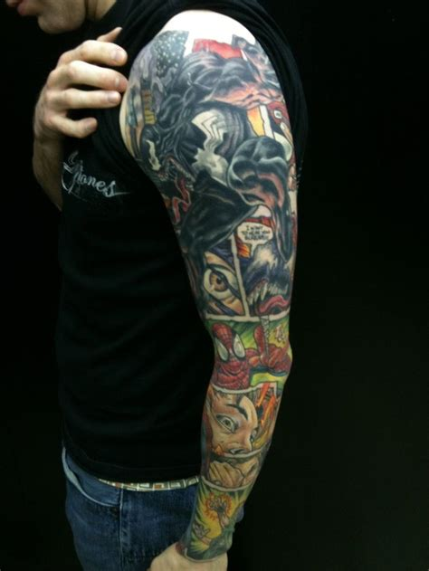 amazing tattoo sleeves 25 sleeve tattoos