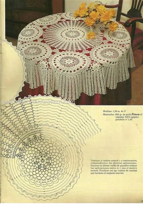 Crochet Home Decor Patterns Free by Home Decor Crochet Patterns Part 15 Beautiful Crochet Patterns And Knitting Patterns
