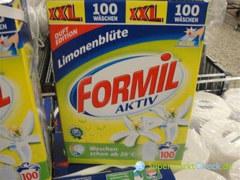 Formil Waschmittel Hersteller 5980 by Formil Waschpulver Duft Edition Aktiv Limonenbl 252 Te