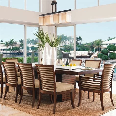 bahama kitchen table bahama home club peninsula dining table 536 876c