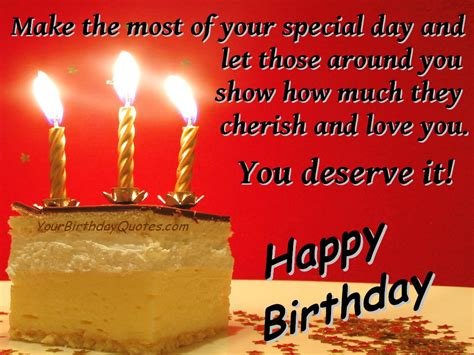 Birthday Quotes On Birthday Quotes
