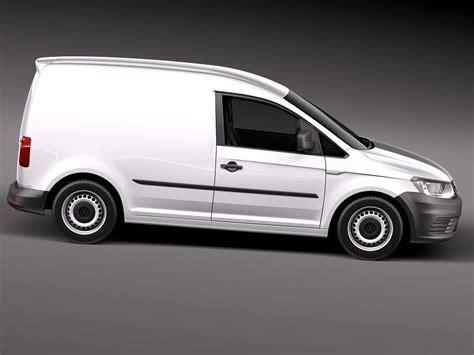 volkswagen models van volkswagen caddy cargo van 2016 3d model max obj 3ds