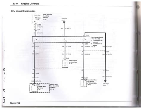 ford wiring diagram ranger 2009 2 3coil conventional