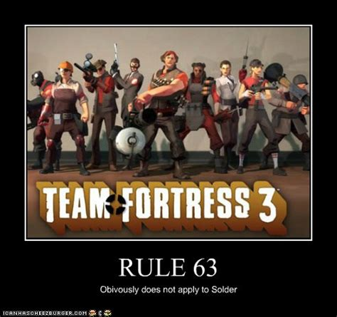 Funny Tf2 Memes - tf2 rule 63 memes