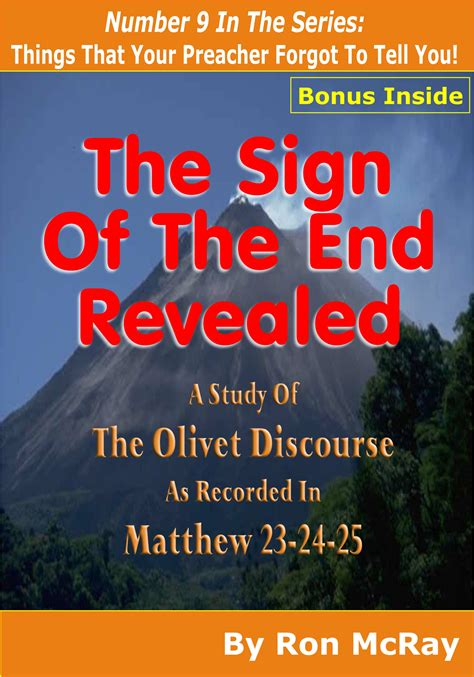a discourse on the studies of the of cambridge classic reprint books books by mcray eschatologyreview