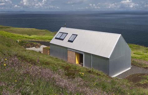 self built tinhouse is a contemporary take on isle of