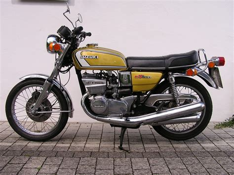 Suzuki Bike Old
