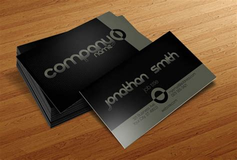 Personal Business Card Template Photoshop by 250 Best High Quality Free Psd Mockups Templates