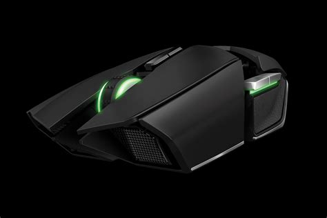 Mouse Razer Second razer ouroboros gaming mouse ambidextrous mouse for gaming